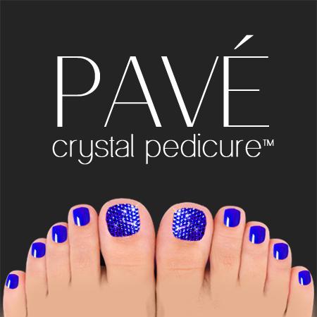 Pavé-Crystal-Pedicure-Sapphire