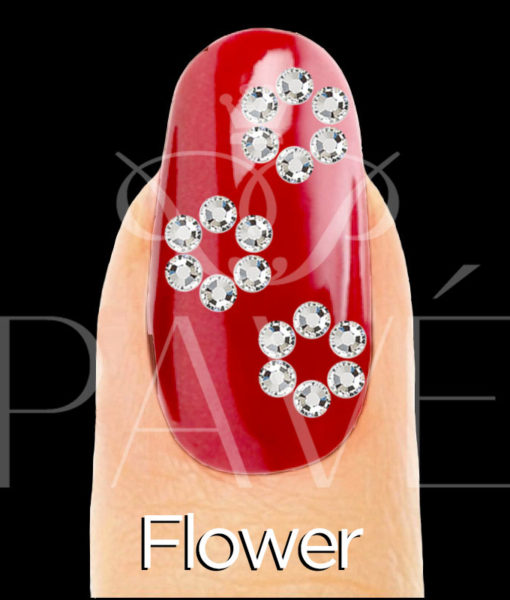 nail-flower